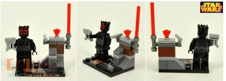 Mini figurka Darth Maul Star wars od JPMAX