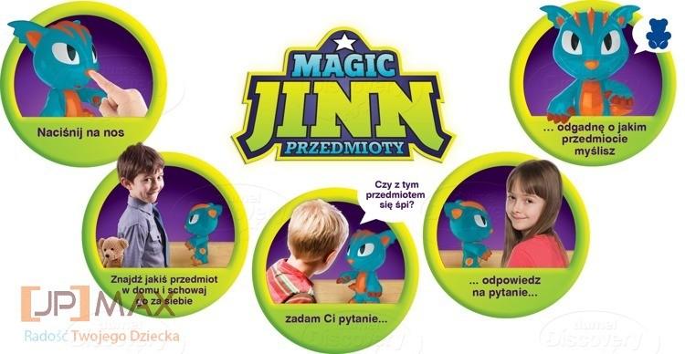 Magic JINN PRZEDMIOTY od JP MAX Kraków Torfowa 1