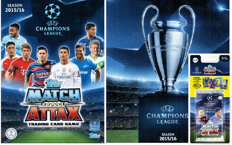 Album UEFA 2015/16